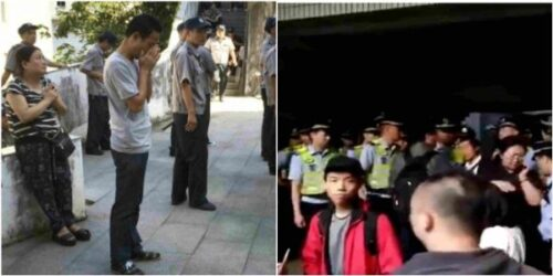 100 Christians arrested in China during raid on underground church lailasnews 4
