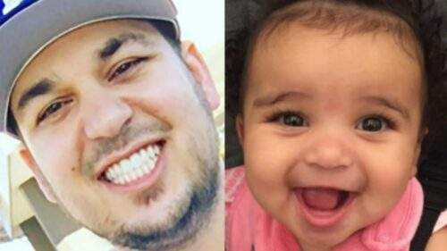 Image result for Rob Kardashian Shares New Amazing Photos Of Daughter