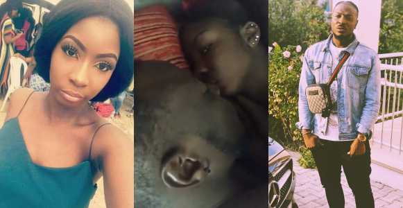 18-year-old Lady who was seen in bed with Peruzzi allegedly goes missing