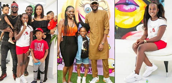 Celebrities Stomp Comedian AY's New Mansion For His Daughter's 10th Birthday Party (Photos)