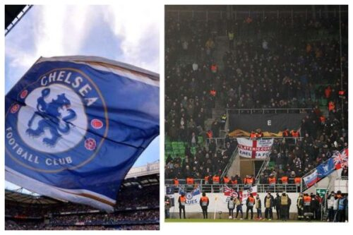Chelsea condemns fans over anti-Semitic chants lailasnews