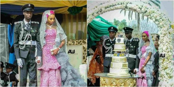 Emir of Kano son's wedding - See photos lailasnews 8