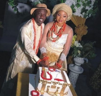 Etebo Oghenekaro weds mother of his child in Warri lailasnews 1