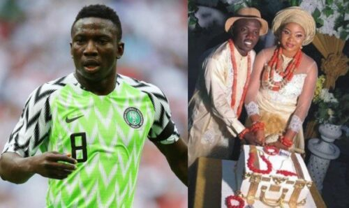 Etebo Oghenekaro weds mother of his child in Warri lailasnews