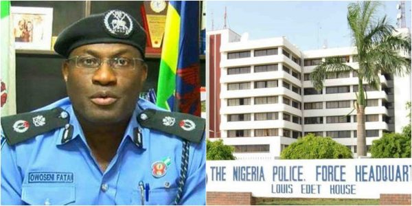 Former Lagos CP, Owoseni, 9 others pull out from police lailasnews 3