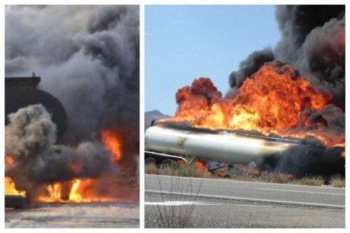 Fuel tanker explodes in Rivers state lailasnews