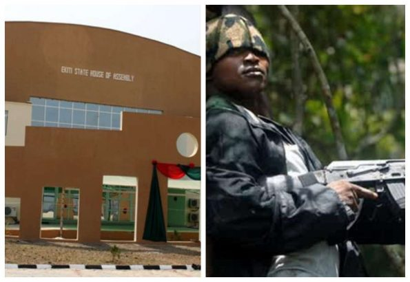Gunmen attack Ekiti House of Assembly candidate lailasnews