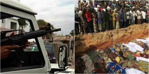 Gunmen kill 14 at wedding in Southern Kaduna lailasnews 2