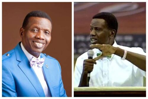 I am not God, stop using my pictures on Souvenirs - Pastor Adeboye lailasnews