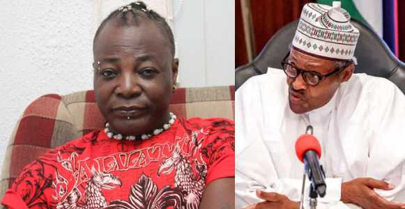 'May your road to 2019 be like Nigerian roads' - Charly Boy's sends birthday message to President Buhari