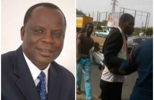 Pastor stabbed to death by his nephew during church service lailasnews