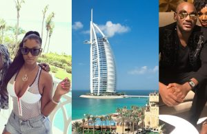 Image result for D'banj And 2Baba Goes On Holiday With Their Spouses