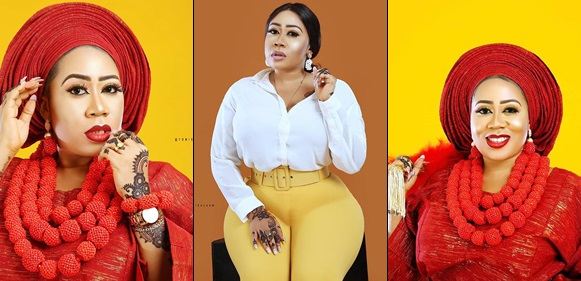 'This New Chapter Of Life Is Going To Be Very Controversial' - Moyo Lawal Declares As She Celebrates Her Birthday With Photos