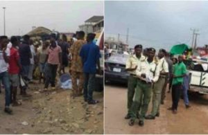 Car accident in Abeokuta crushes 4 college students lailasnews