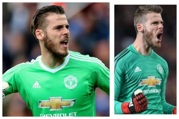 De Gea to become highest paid footballer in EPL history lailasnews