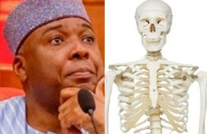 If I had any skeleton in my cupboard, this govt would have silenced me - Saraki