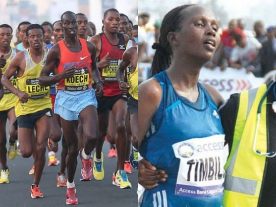 List of roads to be closed and alternative routes during Lagos Marathon