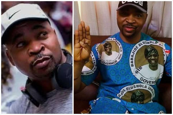 MC Oluomo appears in live video to prove he's not dead lailasnews