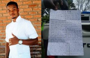 Man hangs himself over poverty, begs God for forgiveness in suicide note lailasnews