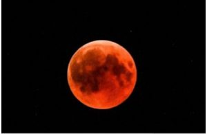 Nigeria to experience total lunar eclipse on Monday lailasnews