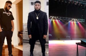No love exists in the music industry – Chinko Ekun lailasnews