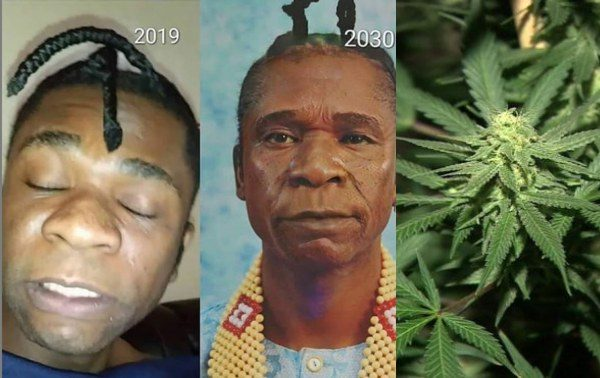Please pray for me to leave marijuana alone - Speed Darlington cries out lailasnews