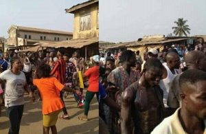 Prophet beaten to death in Ekiti after being caught eating bread and feces  lailasnews 1