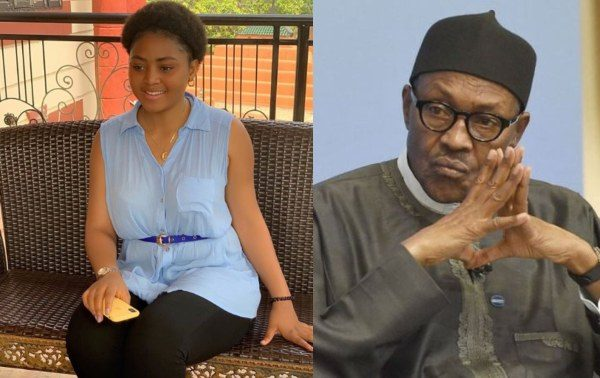 Regina Daniels blasts Buhari as she's appointed Youth campaign coordinator for Atiku lailasnews