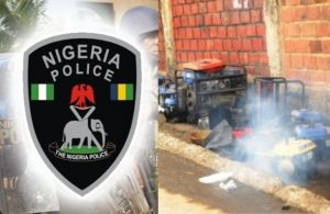 Retired policeman arrested for stealing generators, begs for forgiveness lailasnews