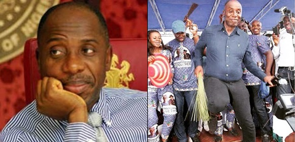 Rotimi Amaechi Has Been Inaugurated Into Buhari's Presidential Campaign Council Despite Leaked Audio