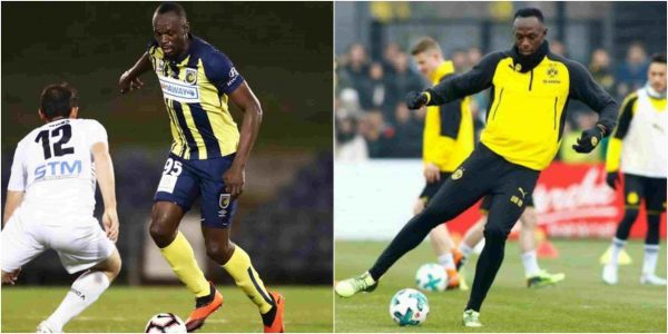 Usain Bolt retires from football after 2 matches lailasnews 2