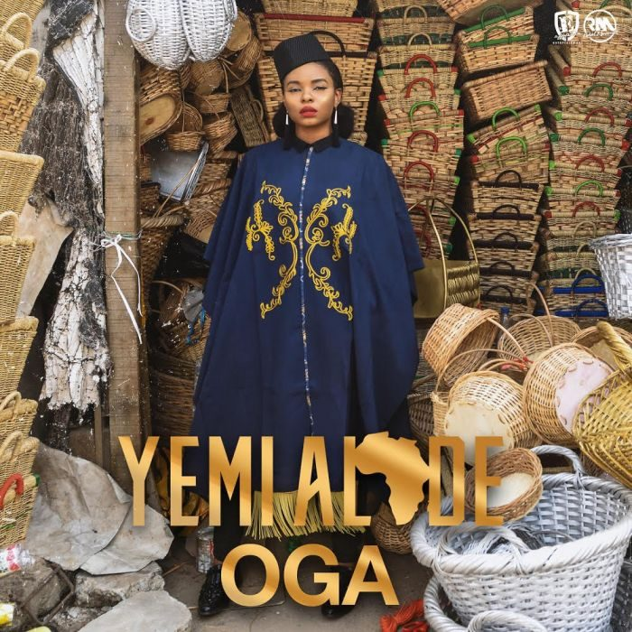 Image result for Yemi Alade – Oga