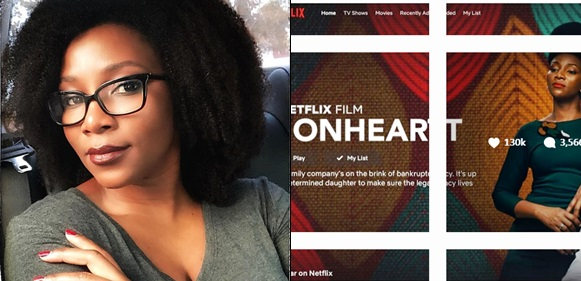 Genevieve Becomes First Nollywood Billionaire As Netflix Buys Lionheart For N1,385,100,000(.8 million)