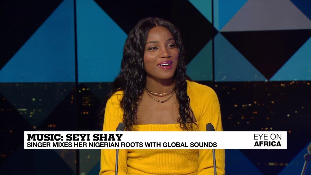 "Image result for VIDEO: Seyi Shay Talks ""Gimme Love"" & Taking Afrobeats Global on France24"