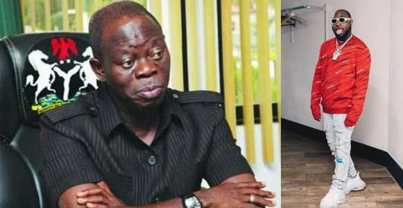 2019 Election: Davido trolls Adams Oshiomole