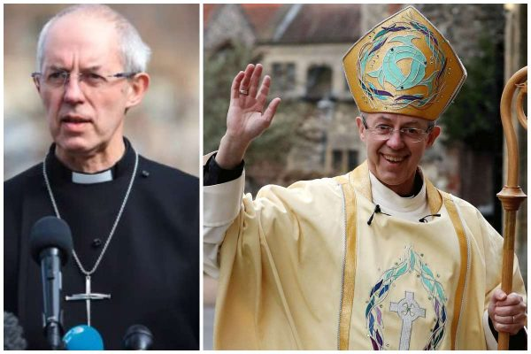 2019 election_ Archbishop of Canterbury prays for Nigeria lailasnews