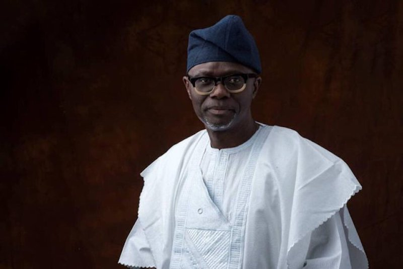Image result for sanwo olu pictures