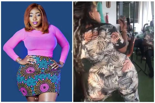 Anita Joseph slams critics of her twerk video lailasnews