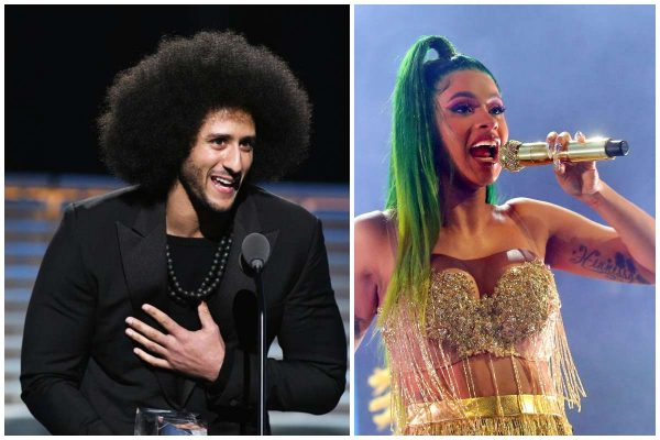 Cardi B rejected Super Bowl gig to support Colin Kaepernick lailasnews