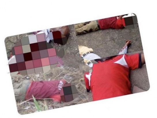 Gunmen kill 4 NDLEA officers at Ondo checkpoint lailasnews