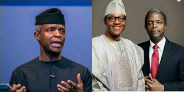 Osinbajo speaks on plans to islamizing Nigeria under Buhari