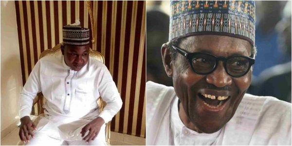 Man threatens to commit suicide if Buhari loses lailasnews 4