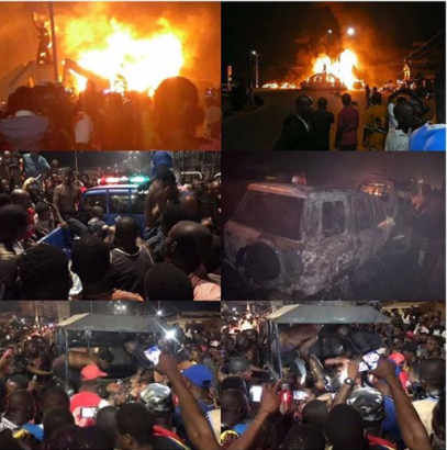 Many burnt to death as tanker explosion rocks Anambra lailasnews 2
