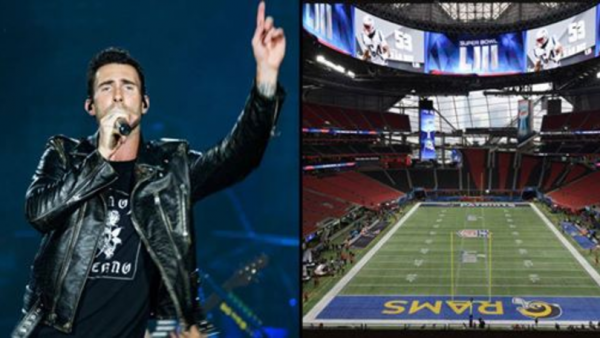 Maroon 5 donate entire 0,000 Super Bowl fee to children's charity lailasnews