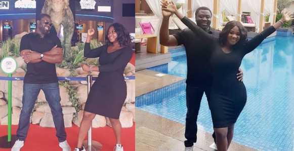 Mercy Johnson pens down an emotional words to celebrate her husband on Valentine's day