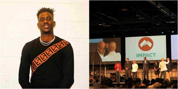 Nigerian man in the US reveals what a US church does with their offering lailasnews