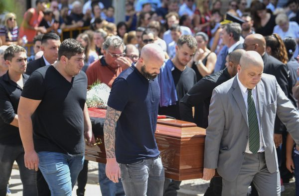 Photos from Emiliano Sala's funeral lailasnews 1