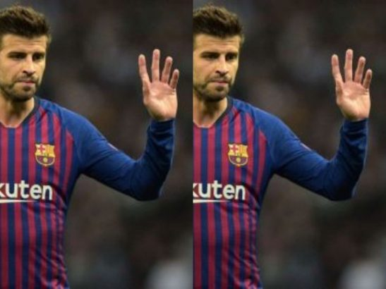 Pique: No team can do what Barcelona has done in Copa Del Rey