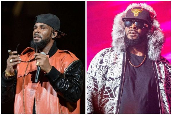 R. Kelly banned from Philadelphia lailasnews