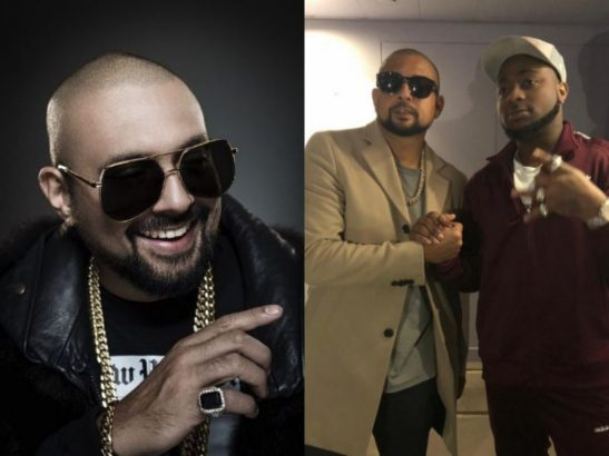 Sean Paul expresses how he proud he is to see Davido doing well